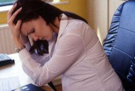 Estrés durante el embarazo provoca niños ansiosos