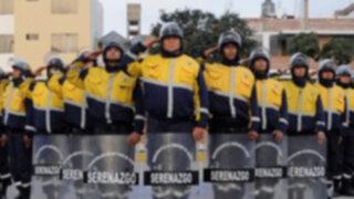 Surco implementa plan de seguridad para evitar accidentes durante los feriados