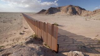 Autoridades de Arizona recaudan 100 mil dólares para muro fronterizo