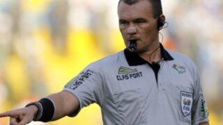 Conmebol designó a los árbitros para la primera fecha de la Copa Sudamericana