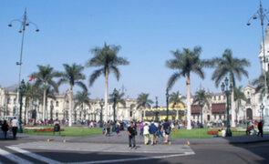 Brillo solar se repetirá este viernes en Lima