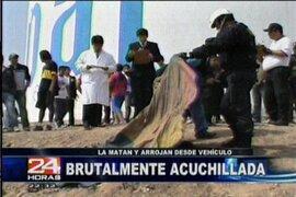 El cadáver una mujer de 19 años fue encontrado en Chorrillos