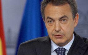 Gobierno español adelantó elecciones para noviembre