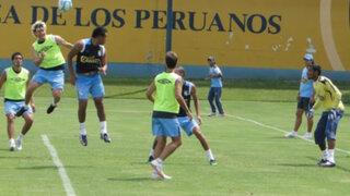 Cristal reinicia entrenamientos para su encuentro con San Martín
