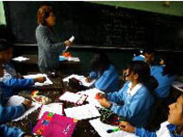 Sutep: Gobierno infló cifras de docentes vinculados al terrorismo