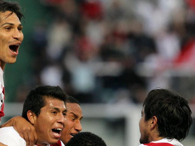 Perú clasificado a la instancia semifinal de la Copa América tras vencer a Colombia