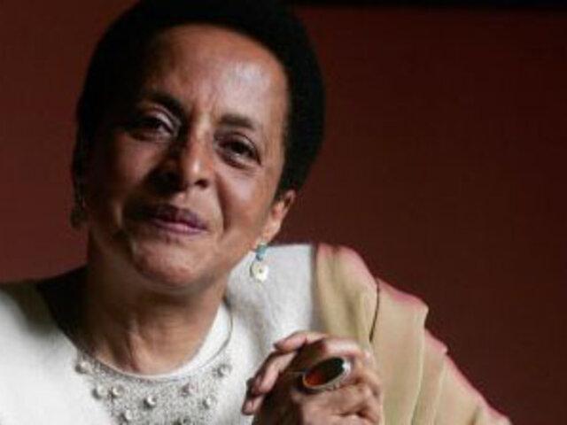 Ministra Susana Baca trabajará por democratizar la cultura