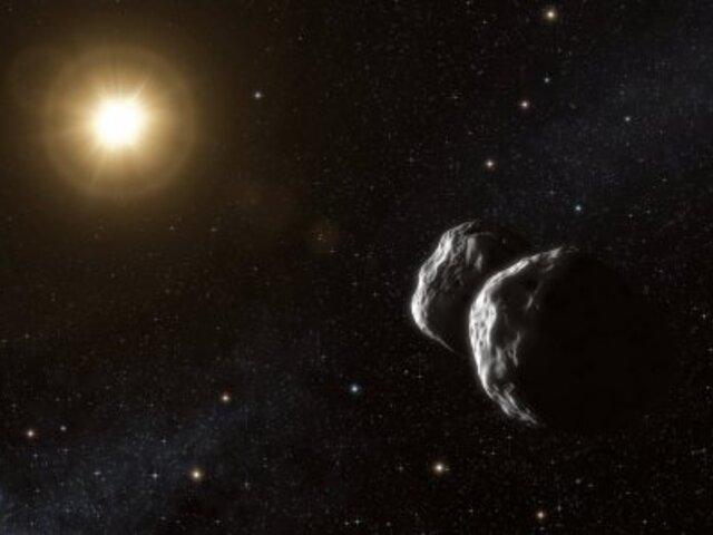Ubican al primer asteroide que acompaña a la Tierra en su órbita