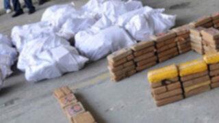 Policía de Panamá decomisó 639 kilos de heroína