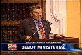 Canciller Roncagliolo asistirá a reunión de Unasur