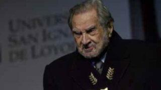Armando Villanueva del Campo a favor de modificar la Constitución del 93