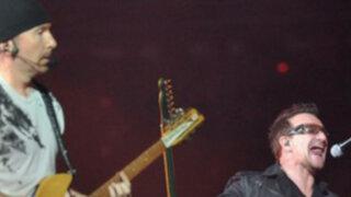 """Banda U2 cerró con éxito gira """"360 Tour"""" en Canadá"""