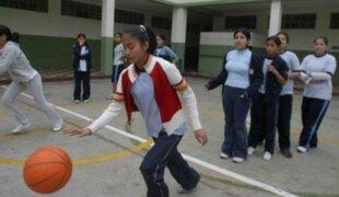 Aseguran que las actividades físicas en colegios públicos impulsan el deporte peruano