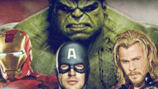Disney y Marvel confirmaron más películas de superhéroes para el 2014