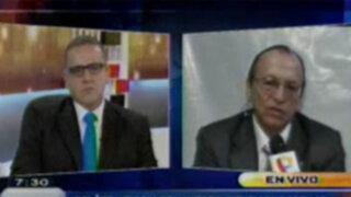 Fiscal Peláez pide a jueces actuar con independencia en el caso Antauro Humala