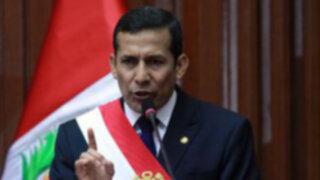 Presidente Humala promulga hoy en Bagua Ley de Consulta Previa