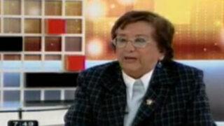 Congresista nacionalista Rosa Mavila pide retirar  privilegios a Antauro Humala