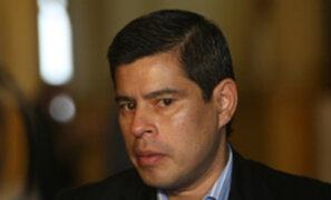 """Congresista Galarreta cuestiona presentación de """"Ley Oviedo II"""""""