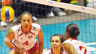 Selección peruana de vóley cayó 3-0 ante Italia en el Grand Prix