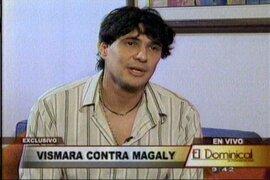 Jean Pierre Vismara: Voy a denunciar a Magaly por denigrar mi imagen