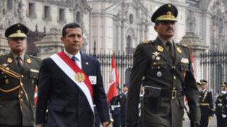Consejo Nacional de Seguridad Ciudadana será instalado hoy por el presidente Humala