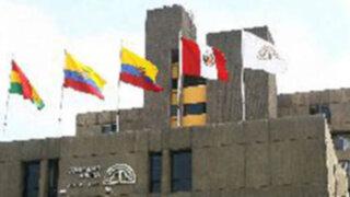 Cancilleres proponen reestructuración de la Comunidad Andina
