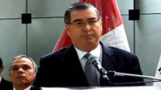 Premier Valdés y su Gabinete exponen en el Congreso política de Gobierno