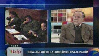 """Congresista Martín Belaunde: """"Se debe investigar a profundidad el Caso Comunicore"""""""