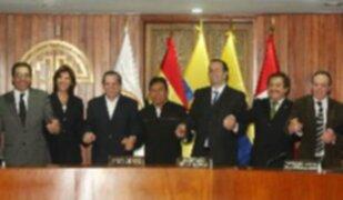 Comunidad Andina se compromete a impulsar integración energética en la Región
