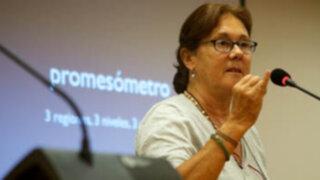 Proética pide que textos escolares informen sobre daño causado por el terrorismo