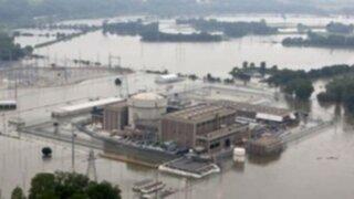 Cierran planta de energía nuclear tras sismo en Estados Unidos