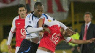 César Vallejo quedó fuera de la Sudamericana