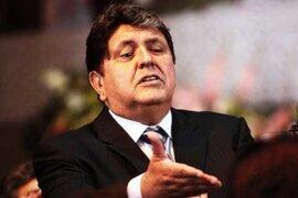 Militares afirman que sufrieron maltratos durante gobierno de Alan García