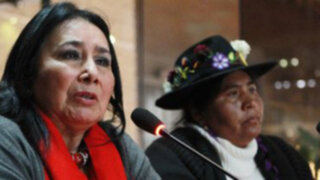 Ministra García Naranjo resaltó aprobación de la Ley de Consulta Previa