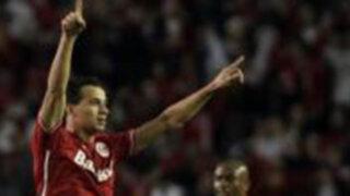 Internacional venció 3-1 a Independiente y se quedó con la Recopa Sudamericana