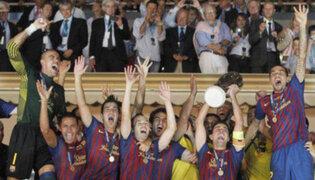 Barcelona se quedó con la Supercopa
