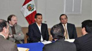 Gobierno de Ollanta Humala analiza subsidios para los cocaleros del VRAE