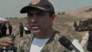 Gobiernos regionales de Lima y Cañete entregan ayuda a ronderos