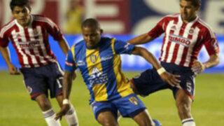 San Luís venció 2-0 a las Chivas de Guadalajara por el torneo mexicano