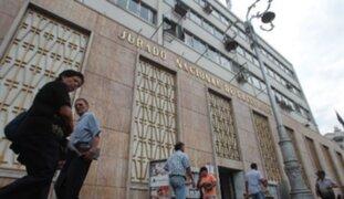 JNE suspendió de sus funciones a cinco alcaldes distritales de distintas regiones