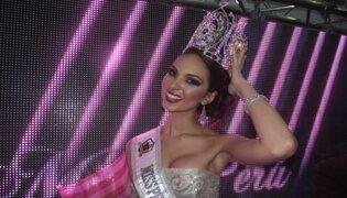 Peruana entre las latinas favoritas en el certamen Miss Universo