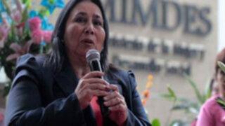 El 61% de los peruanos pide la salida de la ministra Aída García Naranjo
