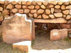 Puno: denuncian destrucción de piezas líticas del Complejo Arqueológico de Pucará