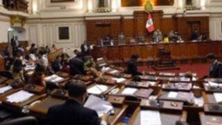 Comisión de Economía debate delegación de facultades al Ejecutivo