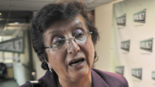 Presidenta de la Comisión de Inclusión Social Rosa Mavila dará prioridad a la fiscalización
