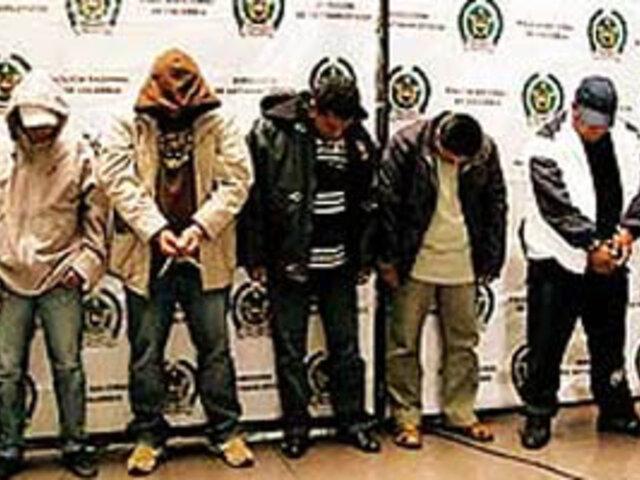Policía española desarticuló banda de peruanos que robaba carros