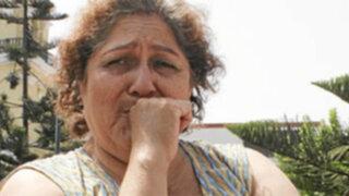 Internan de emergencia en Hospital Rebagliati a mamá de Ciro Castillo