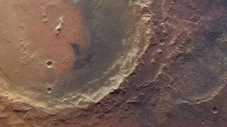Agencia Espacial Europea encuentra vestigios de agua en Marte