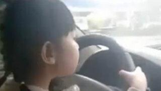 Cámara de seguridad registra un fatal accidente en China