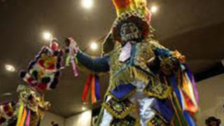 Toda la majestuosidad de La danza de los negritos de Huanuco por el aniversario de su ciudad